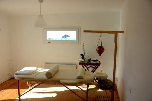 Salle de massage centre Ayurda
